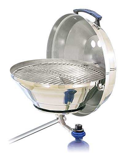 Magma Products, Party Size Marine Kettle Gas Grill, A10-215